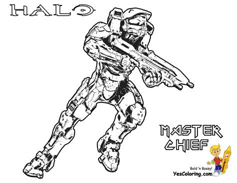 printable halo images free halo covenant coloring pages