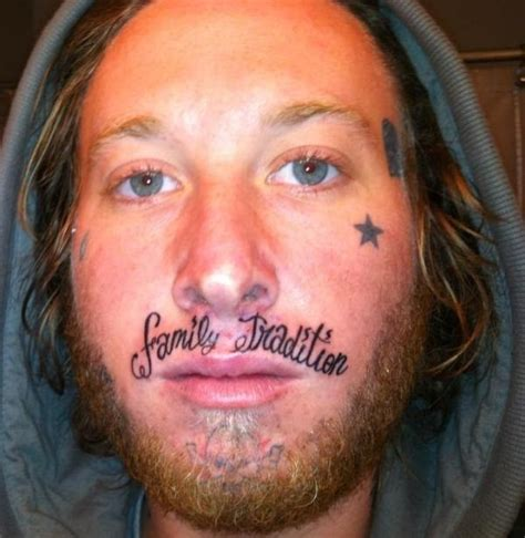 tattoo lip fail bad tattoos toosday 8 more of the worst of the horrible