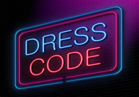 Dress Code Sos 10 is it time to ditch the dress code absolutely recruitment