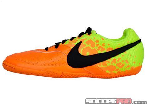 nike indoor football shoes nike fc247 elastico ii indoor soccer shoes bright citrus