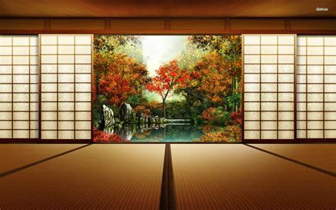 wallpaper for zen room japanese room wallpaper wallpapers pinterest