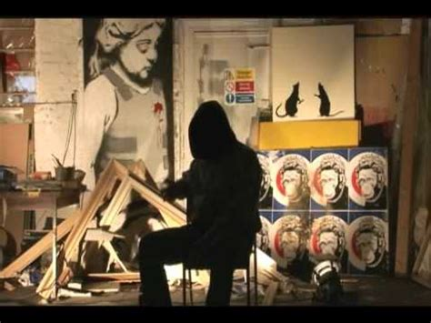 banksys artist in residence for 18th annual webby banksy with images 183 katfabric 183 storify
