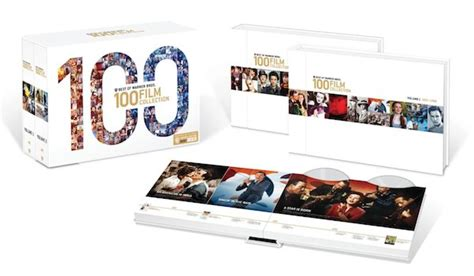 Bros Rabbani Disc 50 deal of the week wb s 100 collection on dvd project