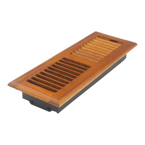 medium oak ducted heating register 100x300mm floor vents