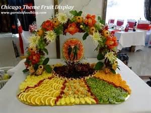 Decorative Plates For Display Garnishfoodblog Fruit Carving Arrangements And Food