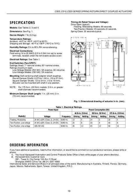 honeywell actuator wiring diagram 33 wiring diagram