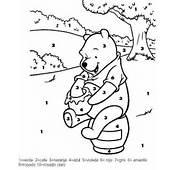 Colorea A Winnie Pooh  Dibujalia Dibujos Para Colorear
