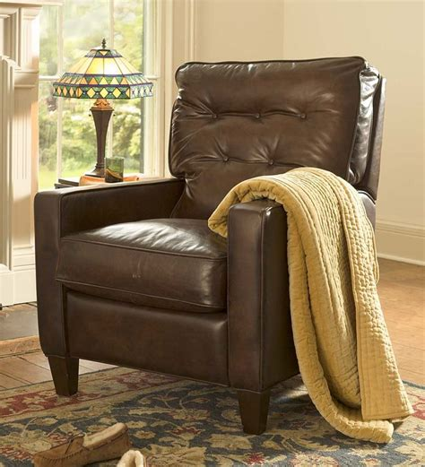 Leather Push Back Recliners by 25 Best Ideas About Leather Recliner Chair On