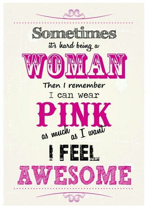 Posh Thinks Pink by Wear Pink Quotes Quotesgram