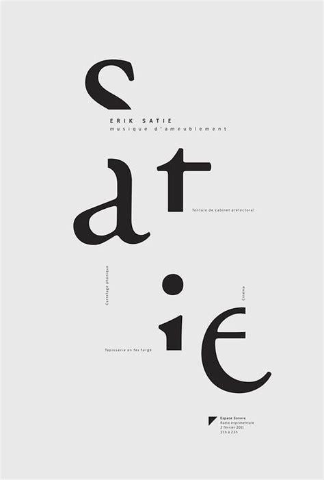 graphic design layout tumblr 30 affiches avec un travail typographique original