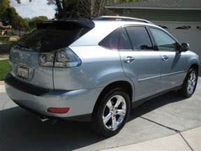 lexus rx 350 2008 technical specifications interior and