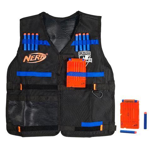 Nerf Vest nerf nstrike elite tactical vest reviews toylike