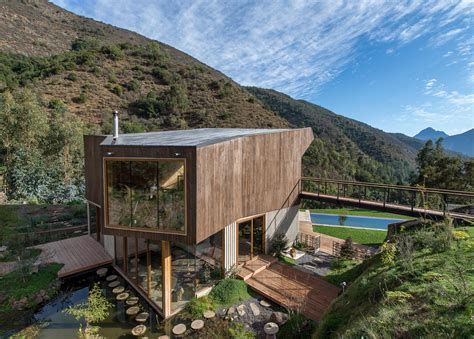 casa el maqui in chile is surrounded by flooded gardens homes by famous architects that you can actually rent goop