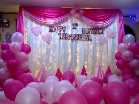 party decorations to make at home home design stunning simple birthday decor in home easy