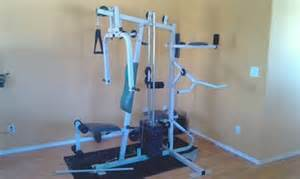 175 weider 7400 multistation home for sale in san