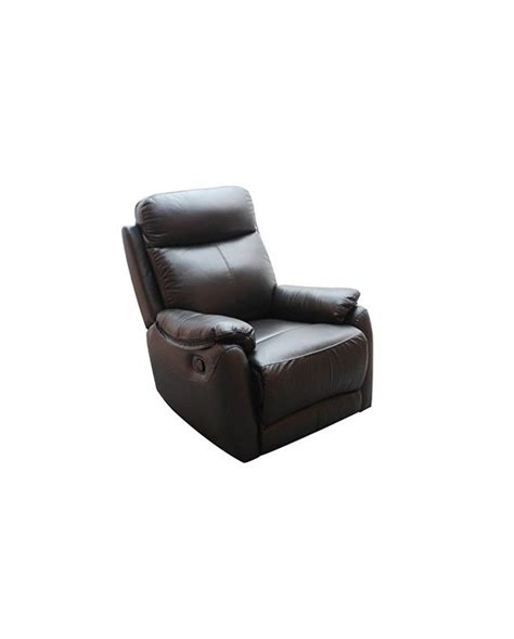 Brown Recliner Armchair Lavello Armchair Recliner Brown