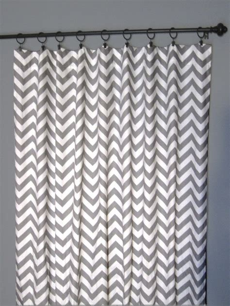chevron gray curtains the 25 best grey chevron curtains ideas on pinterest