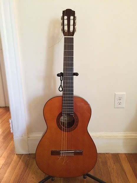 Gitar Fender Stratocaster 110 fender fc 110 classical guitar circa 82 88 reverb
