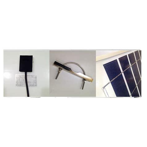 Lu Led Shinyoku 12 Wat l 225 mparas luminarias solares led 12w con panel solar