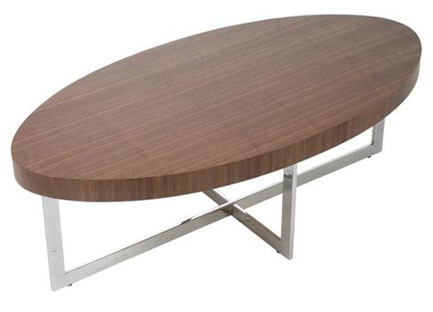 Oval Modern Coffee Table 20 Top Wooden Oval Coffee Tables
