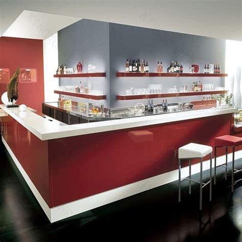 bar comptoir moderne moderne fabrication comptoir commercial r 233 ception bar
