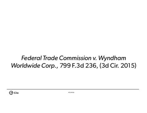 section 5 federal trade commission act clio s the whole lawyer series confidentiality