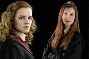 are you more hermione granger or ginny weasley