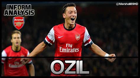 ozil hairstyle fifa 14 fifa 14 ut inform analysis mesut ozil if player