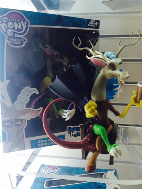 my pony guardians of fan series discord figure guardians of discord figure spotted at abrin 2016