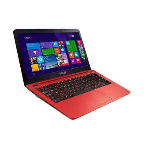 Tas Notebook Asus 14 jual asus e402ma wx0021d notebook merah 14 inch n2840