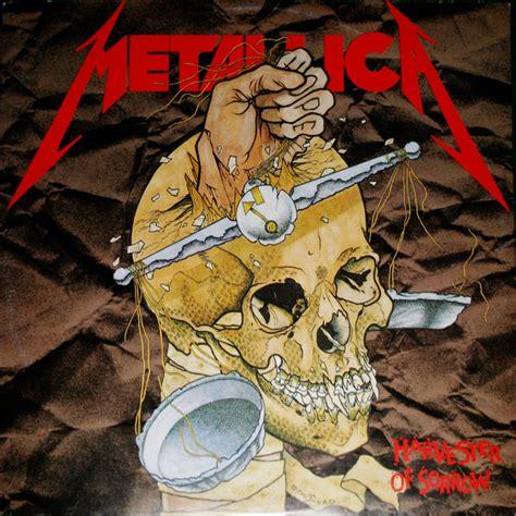 metallica harvester of sorrow metallica the first four albums quot harvester of sorrow quot
