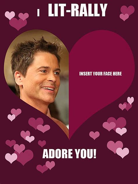 parks and rec valentines say you re awesomesauce with these parks and rec