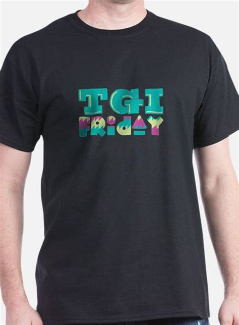 Tgif Cloth tgi friday t shirts shirts tees custom tgi friday