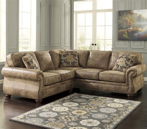 signature design by ashley sofa signature design by ashley larkinhurst earth traditional