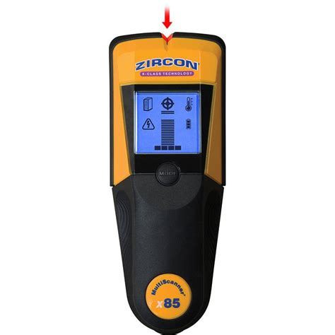 zircon multiscanner x85 onestep stud finder 65180 the