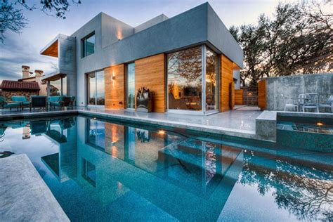 home design story pool beautiful contemporary homes passive solar house in texas modern house designs