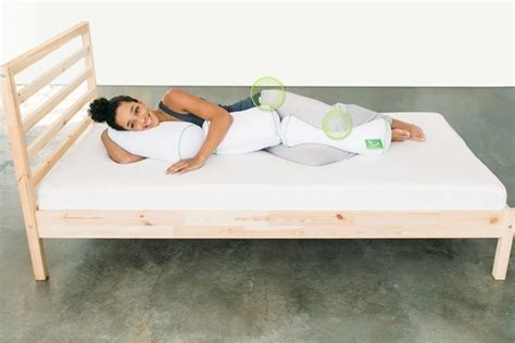 posture pillow for bed these sleep yoga pillows will optimize your sleeping