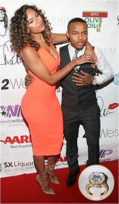 erica mena and bow wow family erica mena and bow wow