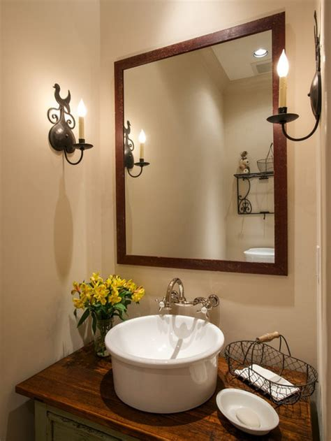powder room sink ideas pictures remodel  decor