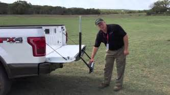 Ford Tailgate Step 2015 Ford F 150 Tailgate Step Demonstration