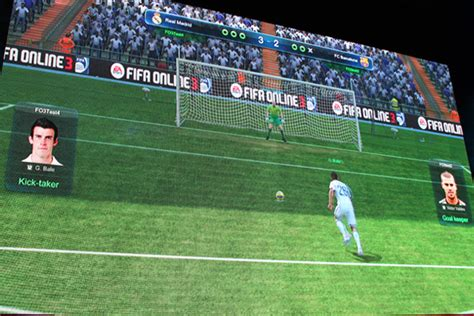 tutorial fifa online 3 first impressions of fifa online 3
