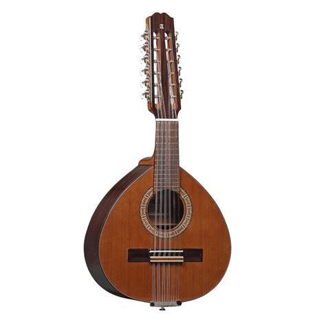 Gitar Mandolin bandurria alhambra 3c mandolin guitar from spain