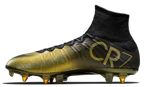 ronaldo football shoes nike mercurial superfly cr7 gold boots sold out