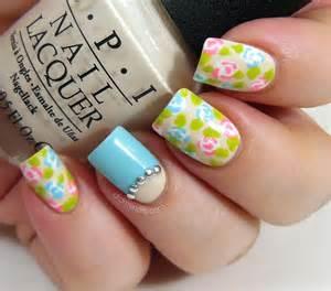 gallery for gt cute spring nail designs