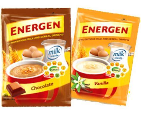 Energen Vanilla Bag 10 X 30 Gr energen cereal