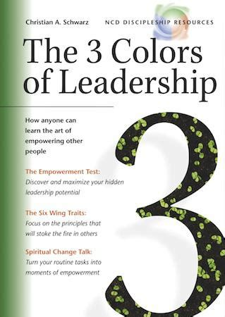 color of leadership ncd 3 color world