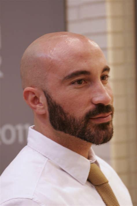 bald head bald