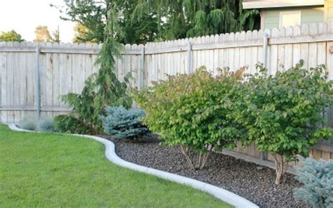 backyard borders backyard landscape designs on a budget large and