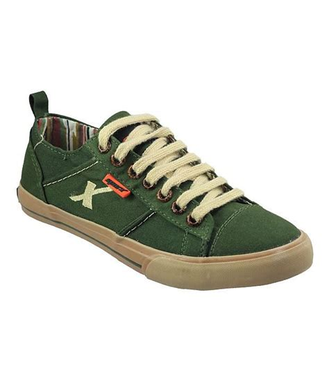 sparx green canvas shoes price in india buy sparx green