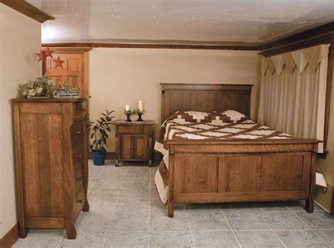 amish bedroom set amish made bedroom collections